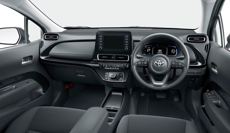 Toyota Pleasure Pedal