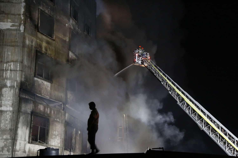Three people die in Narayangonj factory in Bangladesh