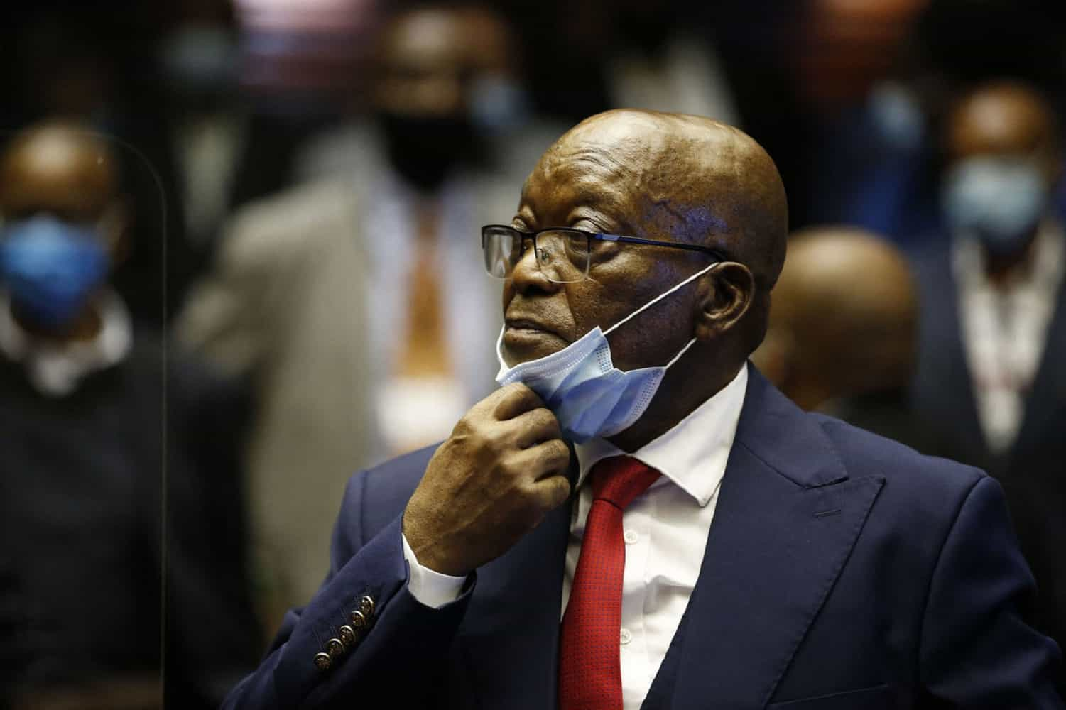 Zuma Foundation cites constitution for Thales trial to be heard physically