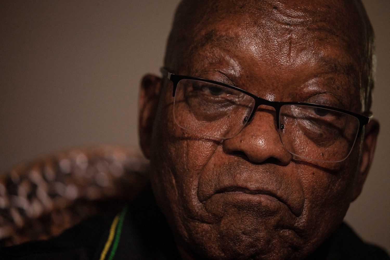 Zuma arms deal case