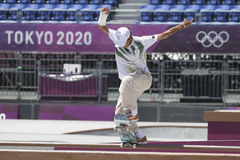Olympic Games 2020 Skateboarding