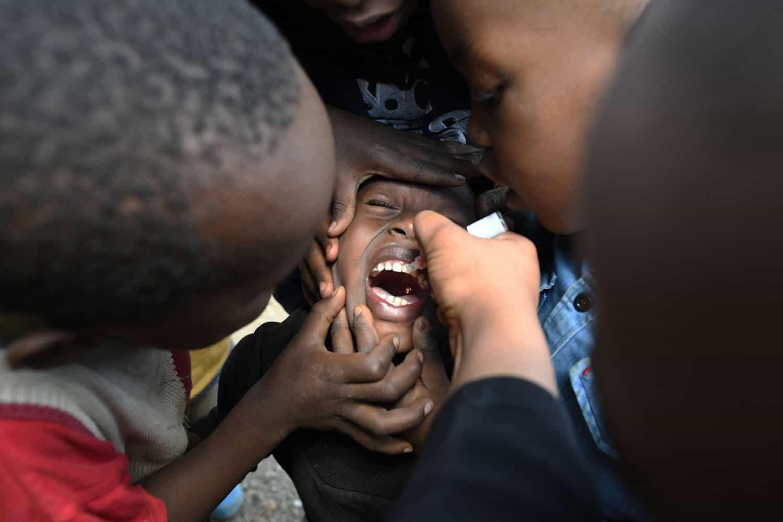 KENYA-POLIO-VACCINE