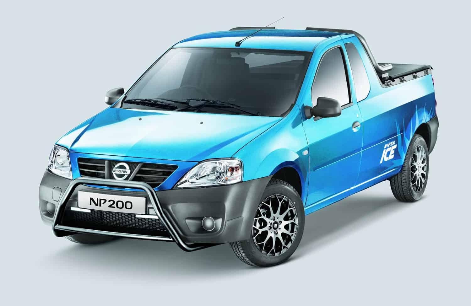 Junior Nissan Navara