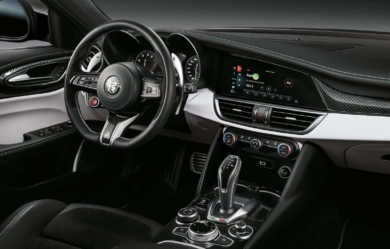 Refreshed Alfa Romeo Giulia and Stelvio