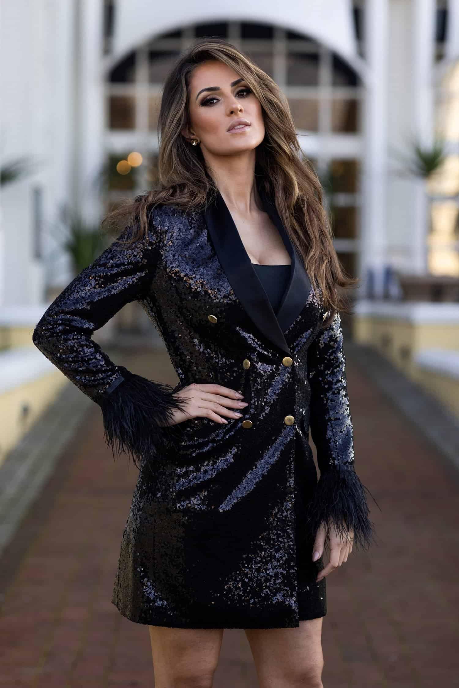 Bianca Bezuidenhout Miss SA top 10 2021 finalist. Picture: Supplied