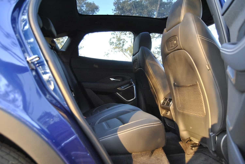 Jaguar E-Pace road test