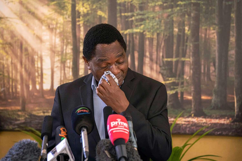 Zambia challenger Hakainde Hichilema wins presidency in landslide