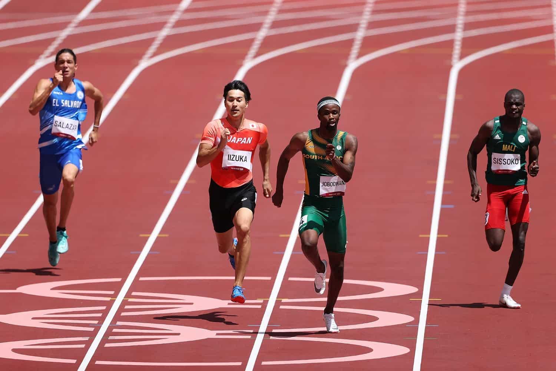 SA sprinters Tokyo Games