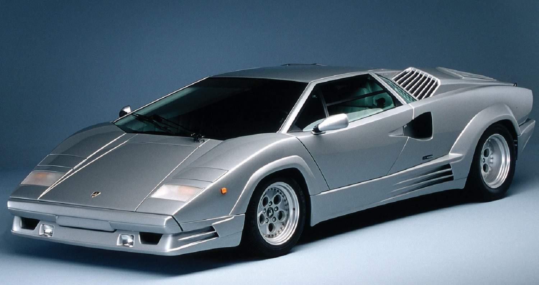 Lamborghini Countach revival