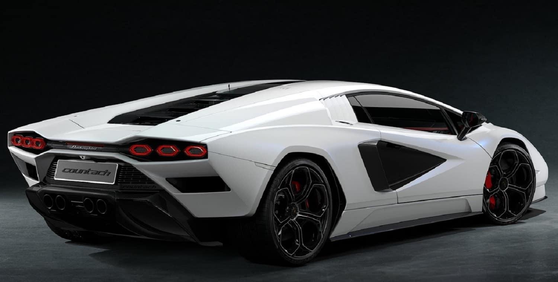 Lamborghini Countach returns
