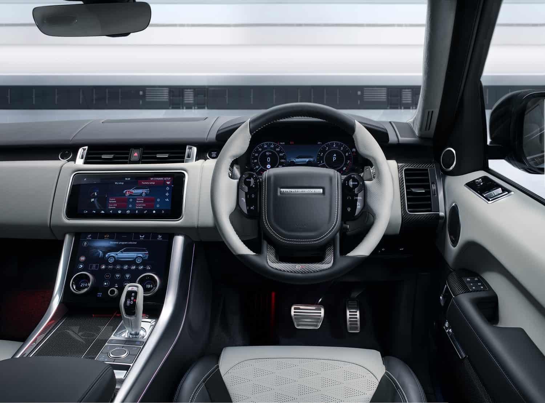 Range Rover Sport SVR Ultimate