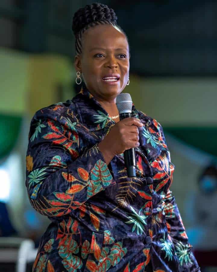 Unity Fellowship Church Pastor Mukhuba