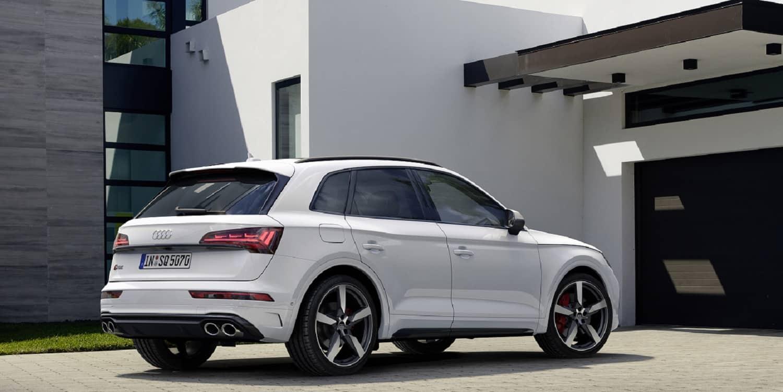 facelift Audi Q5 and SQ5