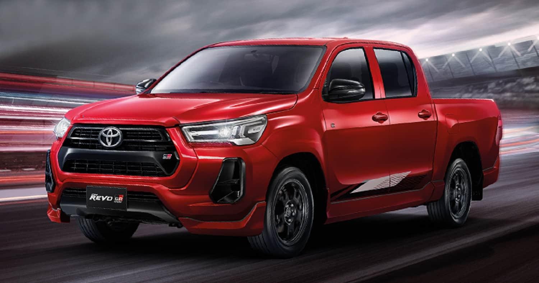 New Toyota Hilux GR Sport