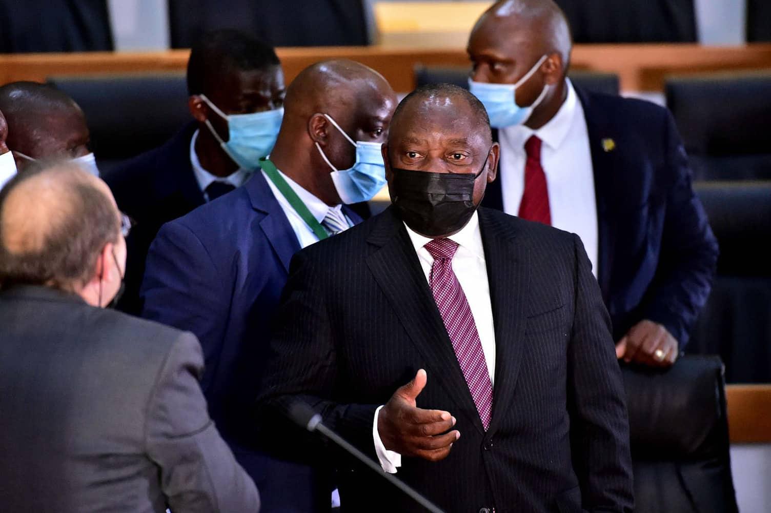 Ramaphosa's final day of testimony at Zondo Commission