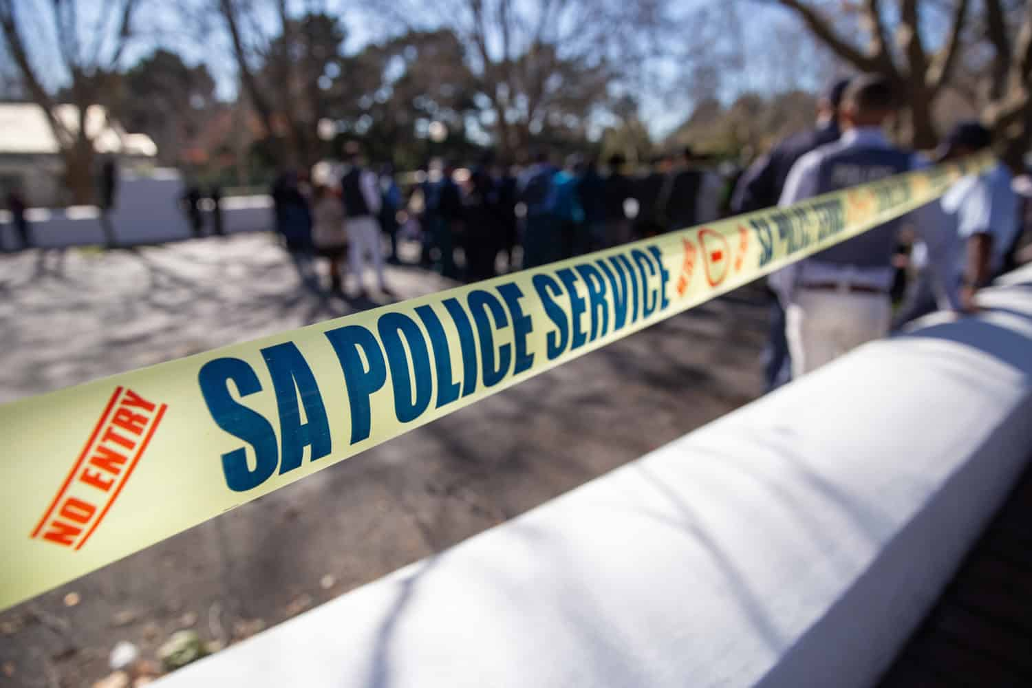 saps police excessive force new study