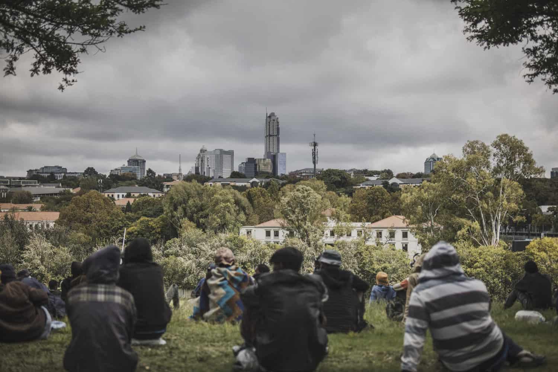 wealthiest cites johannesburg cape town