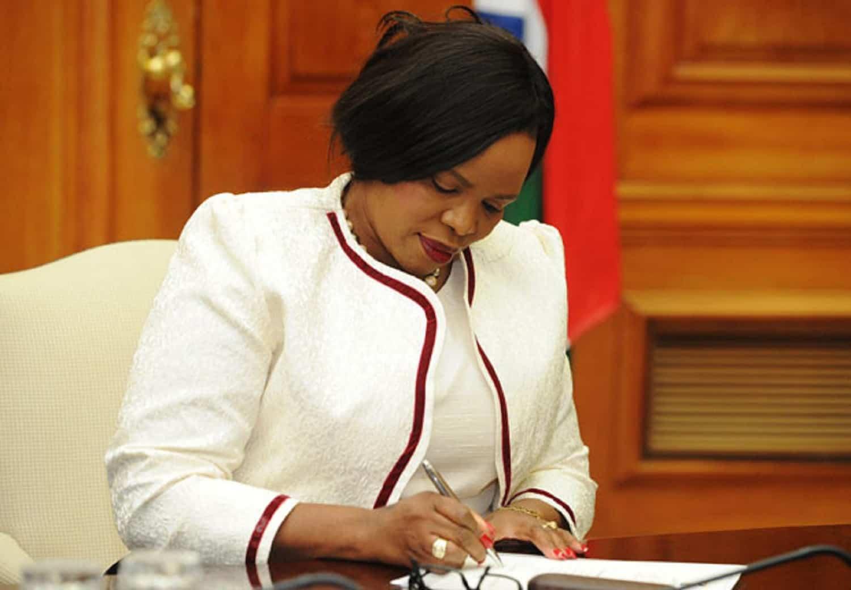 NFP founding leader Zanele KaMagwaza-Msibi has died