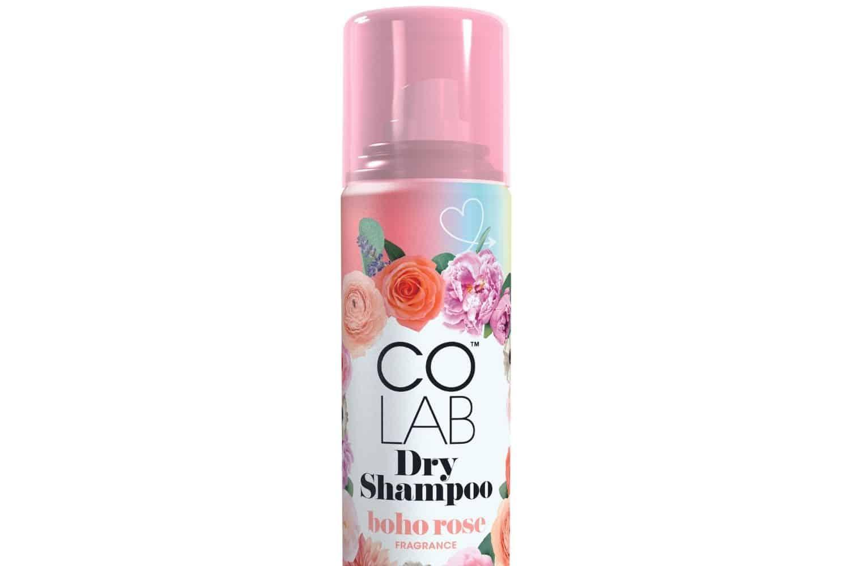 COLAB Dry Shampoo for self-care