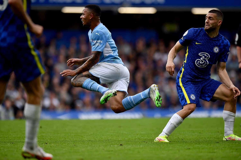 Gabriel Jesus - Man City - Chelsea