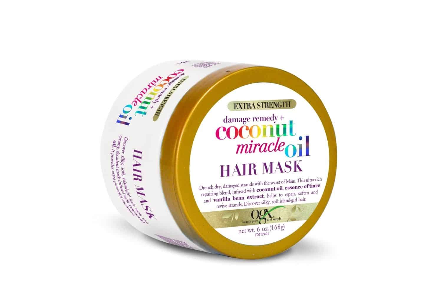Coconut miracle oil mask