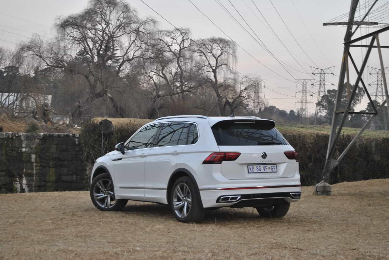 facelift Volkswagen Tiguan