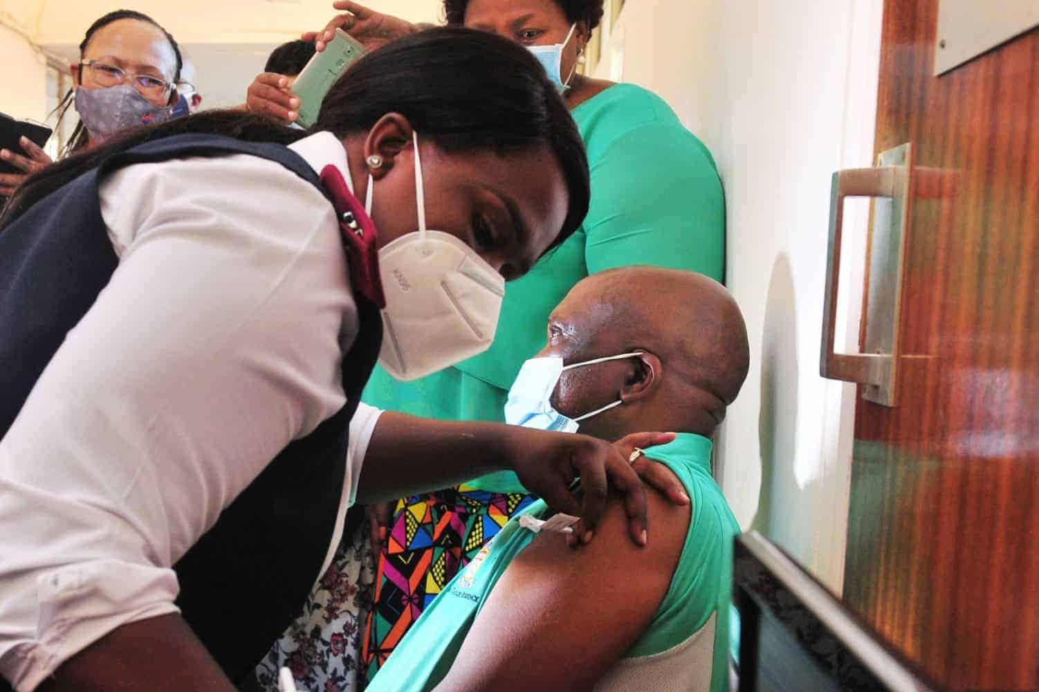 Trust us, Higher Health Prof tells vaccine-hesitant