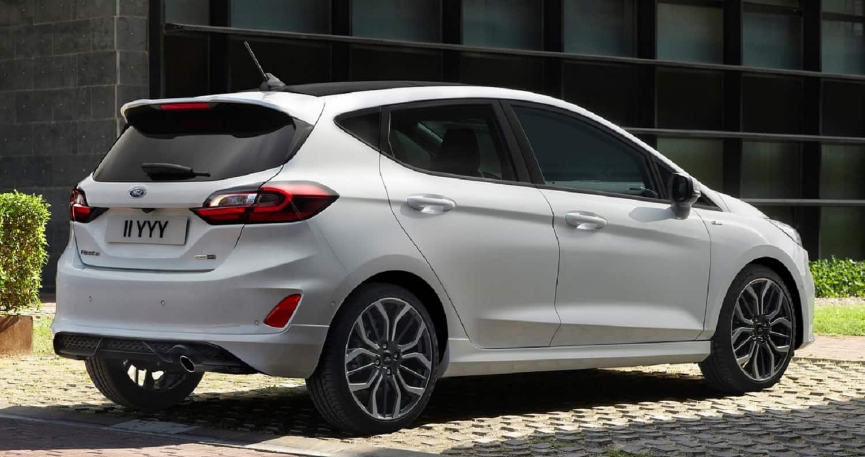 facelift Ford Fiesta