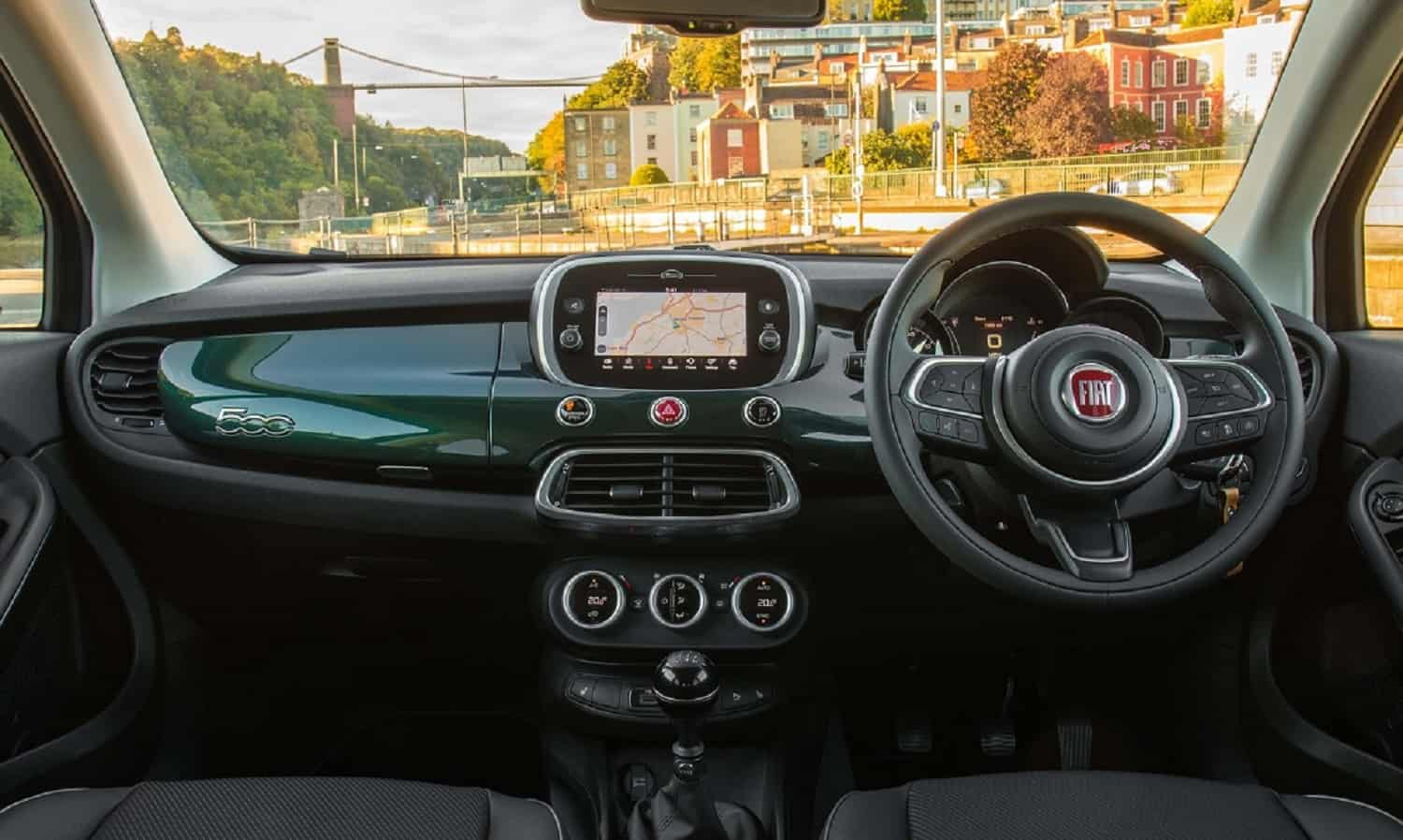 refreshed Fiat 500X