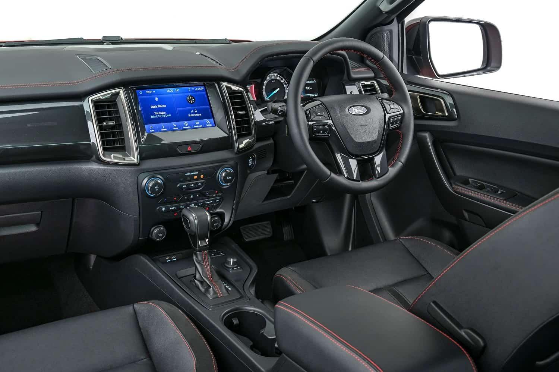 New Ford Ranger Stormtrak