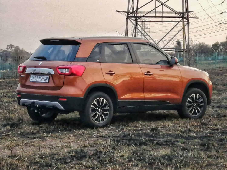 long-term Suzuki Vitara Brezza