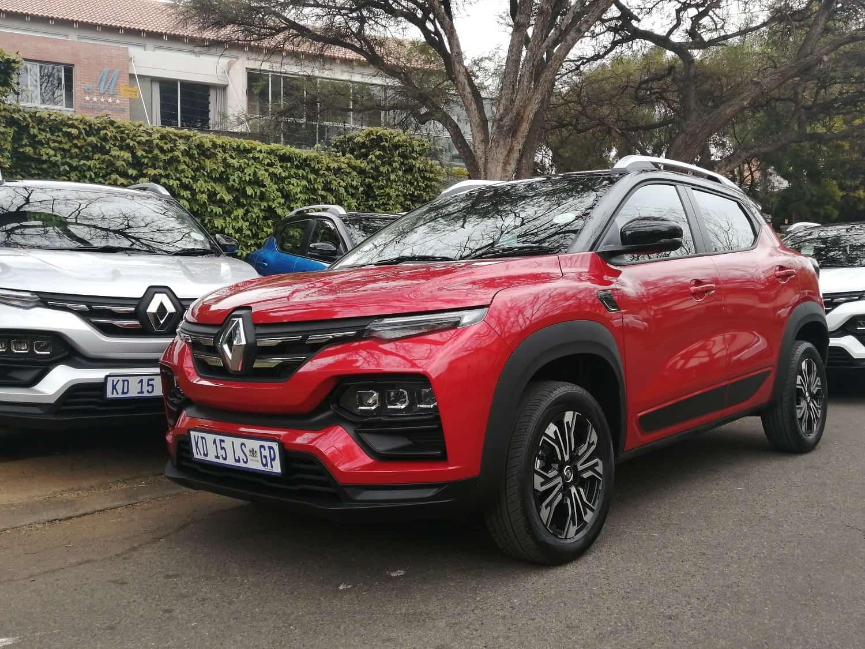 New Renault Kiger
