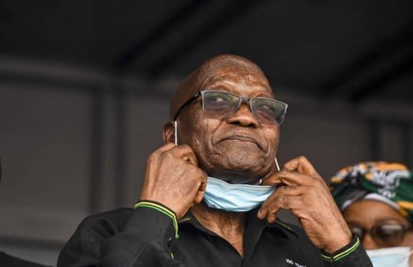 Jacob Zuma's special plea hearing has been postponed