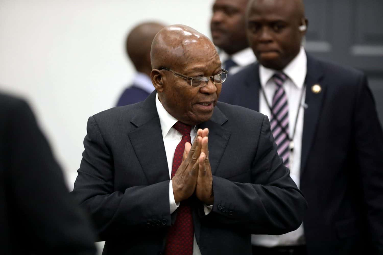 ConCourt set to rule on Zuma's application to rescind contempt conviction