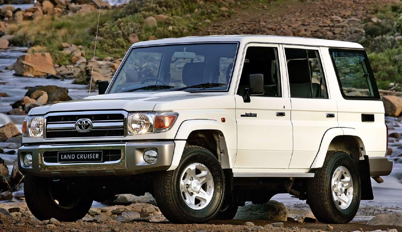 Toyota Land Cruiser 70th