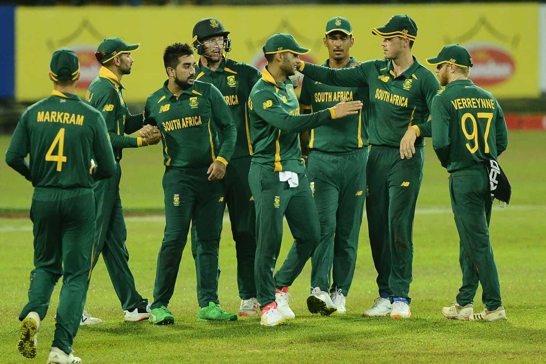 Proteas beat Sri Lanka