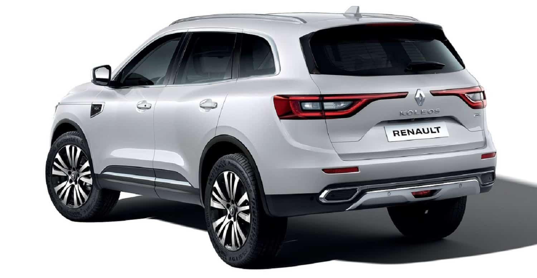 facelift Renault Koleos