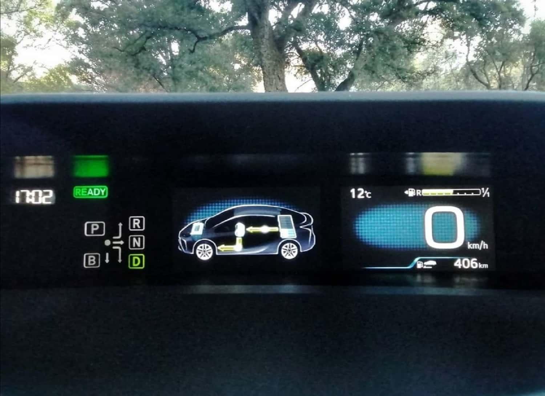 Toyota Prius long term