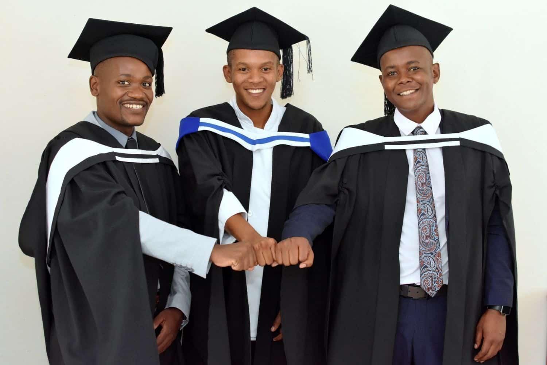 Kwaito, Katlego and Tbose