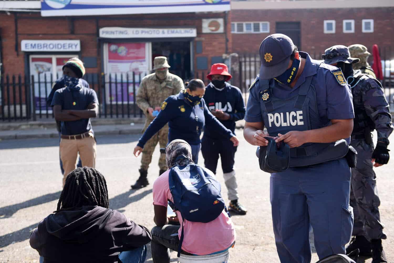 Cele dismisses SAPS devolution