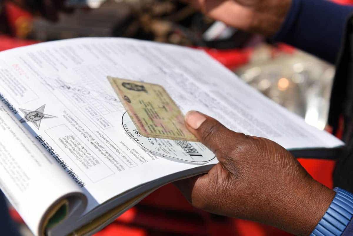 driver's licence renewal backlog corruption