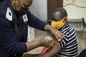 Rhema Bible Church vaccination site