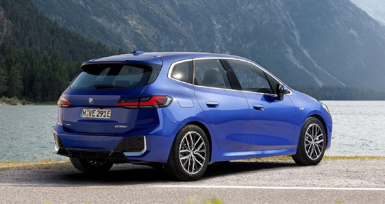 New BMW 2 Series Active Tourer