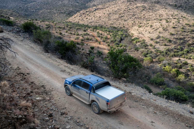 Ford Ranger Stormtrak launch