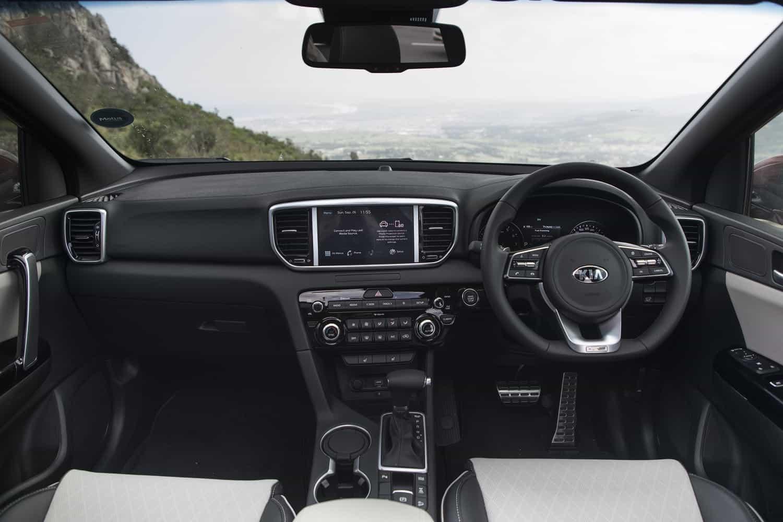 New Kia Sportage GT-Line