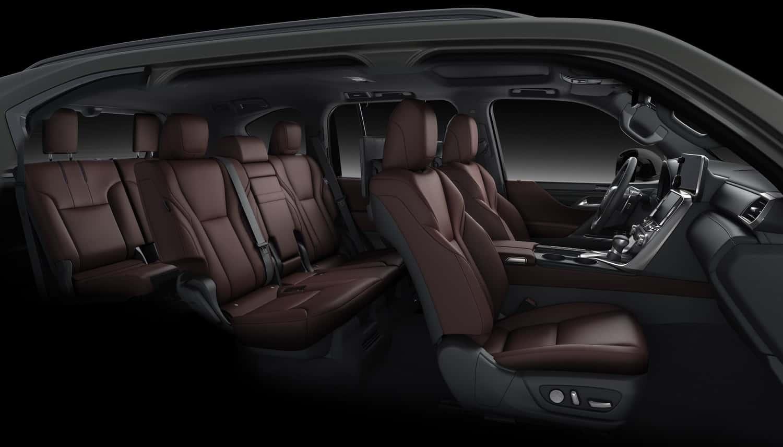 New Lexus LX 600
