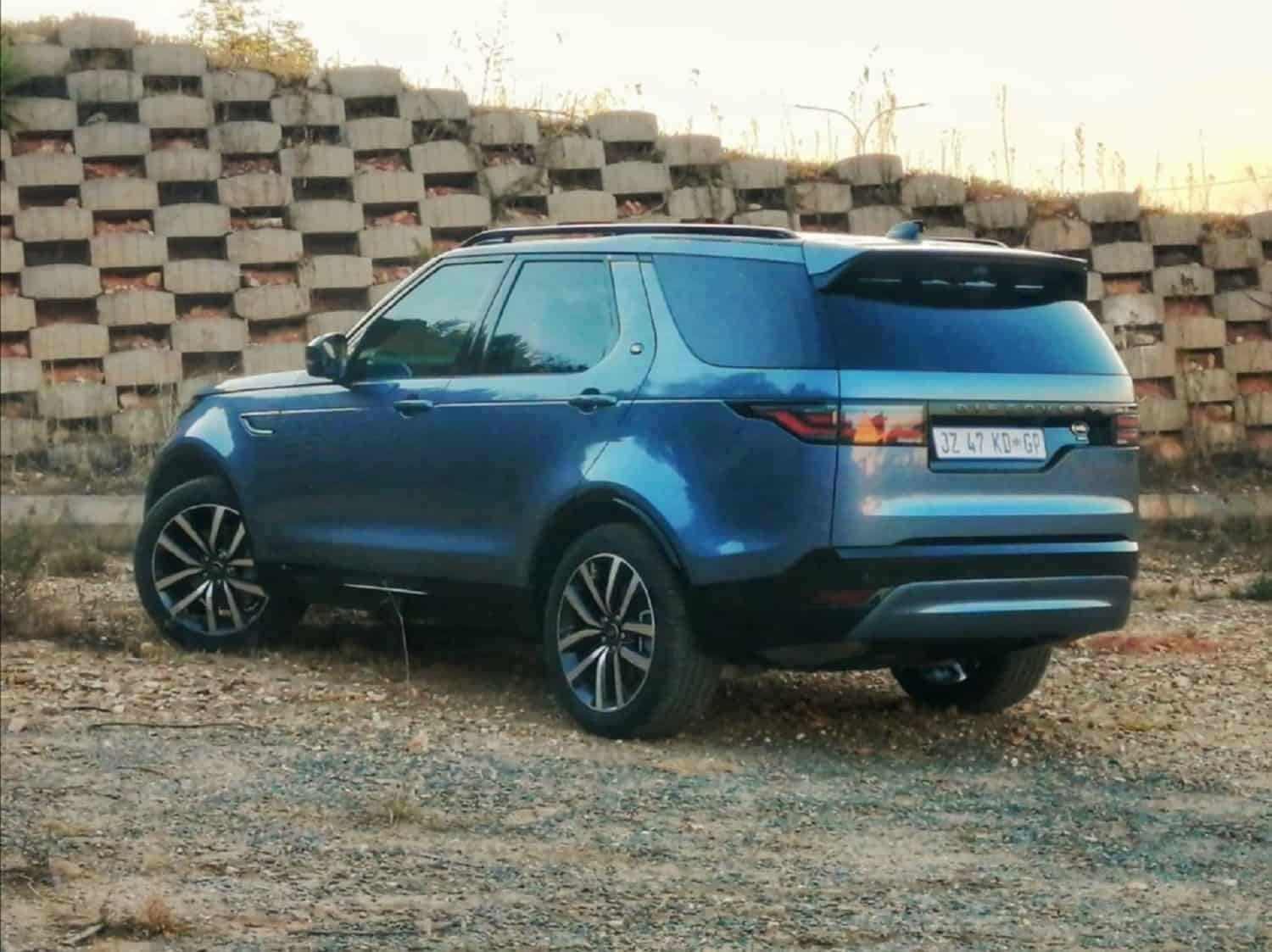 Land Rover Discovery road test