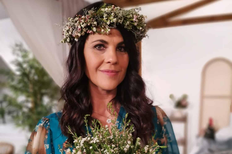 Connie, the bride