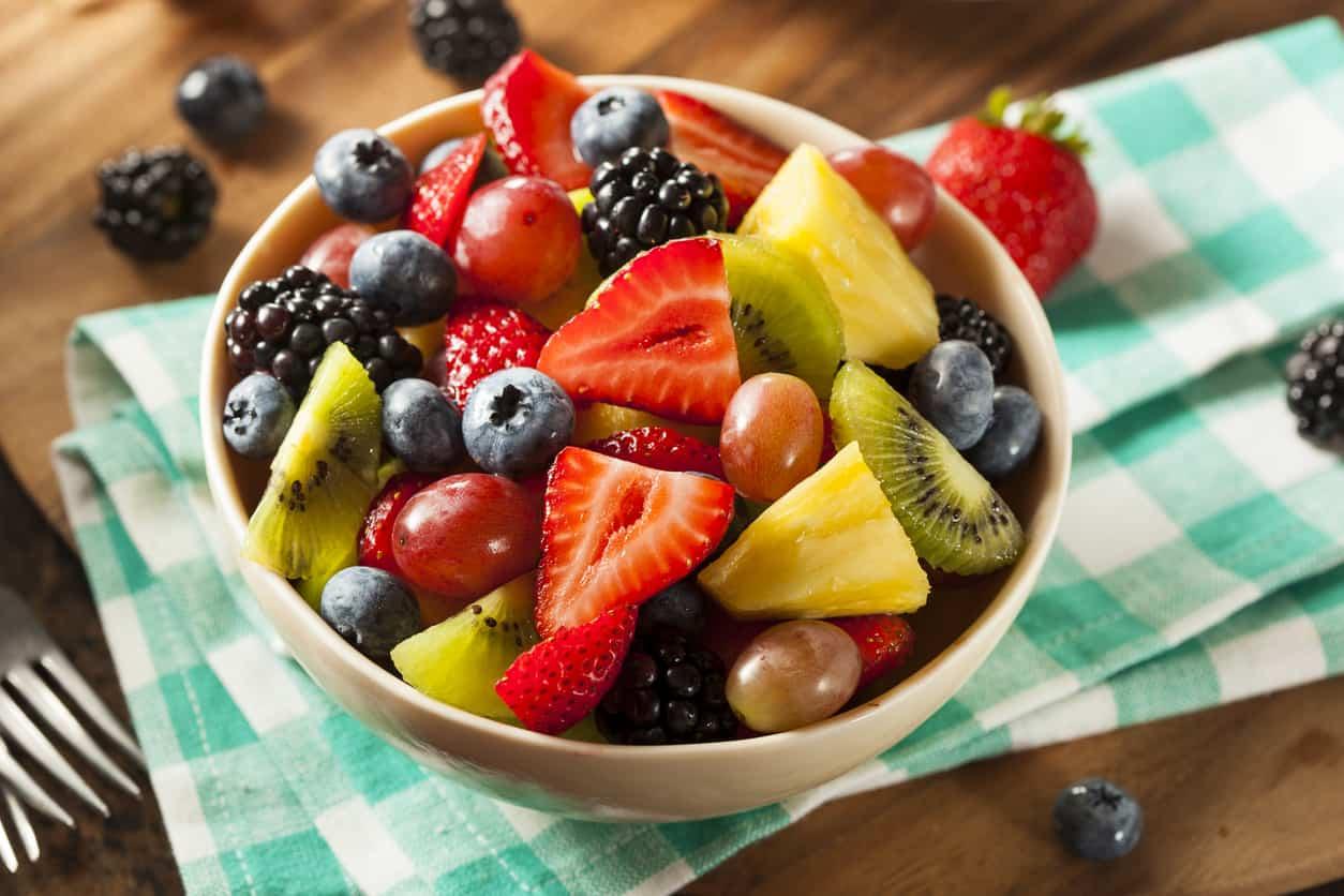 load shedding summer fruit salad