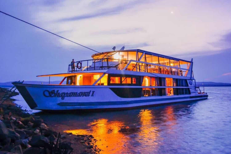 Video: Two dead after KZN luxury houseboat blaze